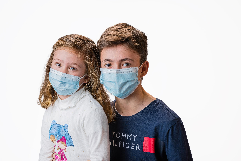 Sanidad recomienda el uso de mascarilla en los colegios a partir de los tres años