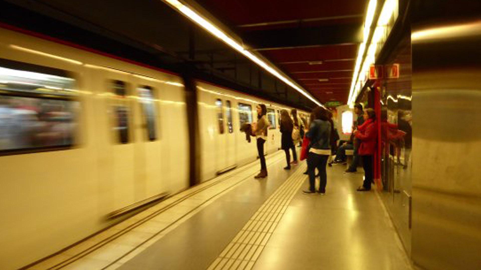 ¿Qué mascarilla debo llevar en el metro?