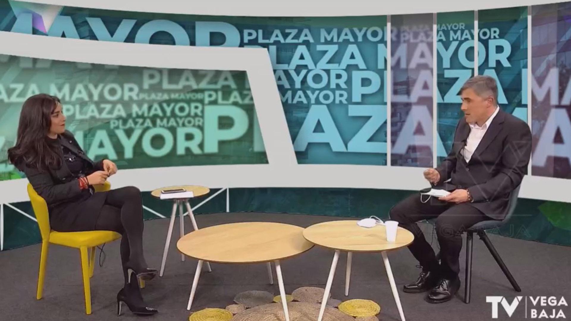 Entrevista en Televisión Vega Baja